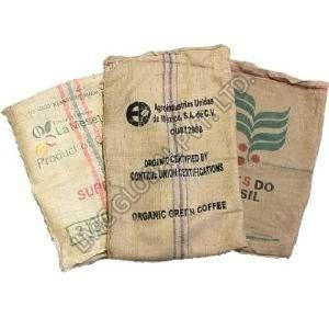Coffee Bean Jute Bag 12