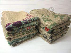 Coffee Bean Jute Bag 13