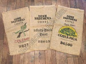 Coffee Bean Jute Bag 18