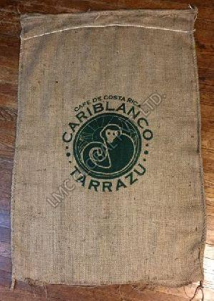 Coffee Bean Jute Bag 19