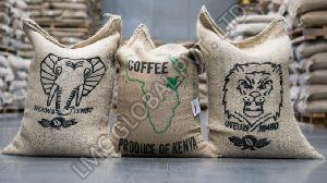 Coffee Bean Jute Bag 20