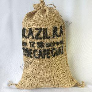Coffee Bean Jute Bag 21