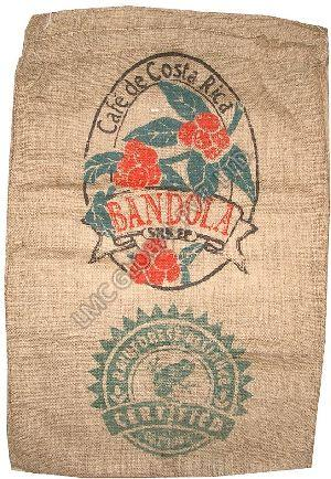 Coffee Bean Jute Bag 24