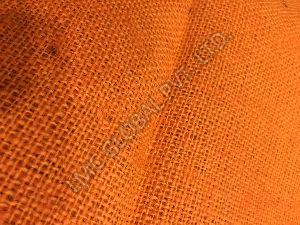 Dyed Jute Burlap Fabric 06