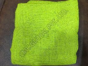 Dyed Jute Burlap Fabric 10