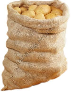 Jute bag for  potato packing