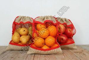 Jute Pouch Bag 01