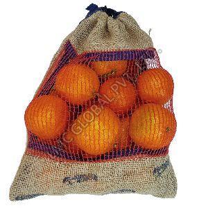 Jute Pouch Bag 09