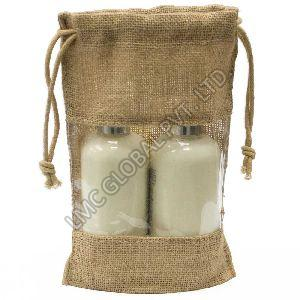 Jute Pouch Bag 18