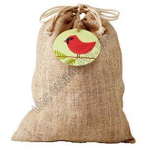 Jute Pouch Bag 24