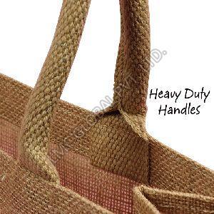 LMC-02 Jute Shopping Bag