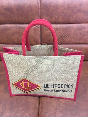 LMC-07 Jute Shopping Bag