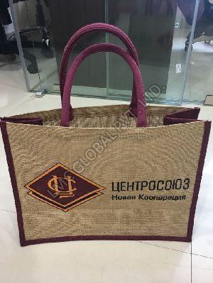 LMC-08 Jute Shopping Bag