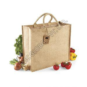 LMC-19 Jute Shopping Bag