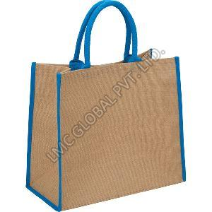 LMC-26 Jute Shopping Bag