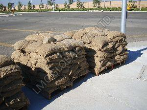 Military Hessian Sand Bag 02