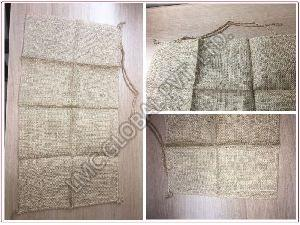 Military Hessian Sand Bag 07