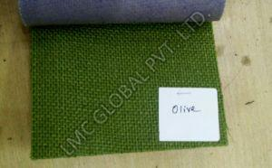 Dyed Jute Burlap Fabric 22