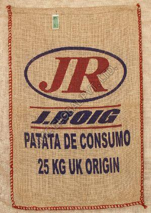 LMC-09 Potato Burlap Bag