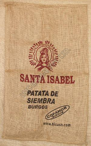 LMC-10 Potato Burlap Bag