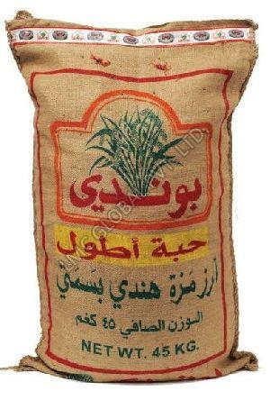 Rice Jute Sacks 04