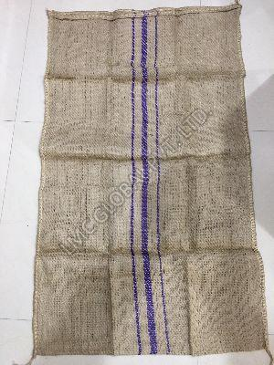 LMC-03 Sugar Twill Jute Sacking Bags