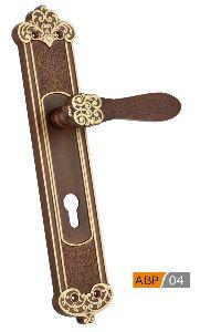 ABP 04 Brass Mortice Door Handle