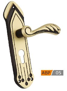 ABP 05 Brass Mortice Door Handle