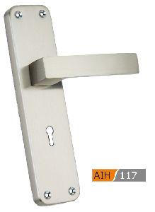 AIH 117 Iron Mortice Door Handle