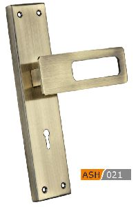 ASH 021 SS Mortice Door Handle