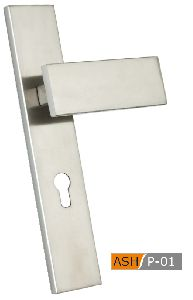ASH P 01 SS Mortice Door Handle