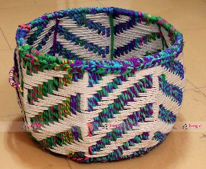 INDIAN COLORFUL BUCKET