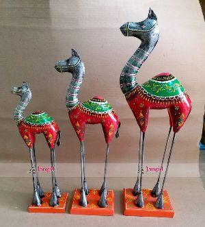 INDIAN METAL ART