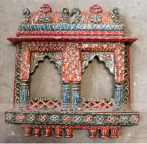INDIAN PAINTED JHAROKHA
