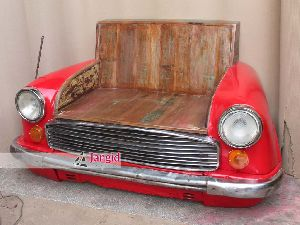 INDUSTRIAL CAR SOFA