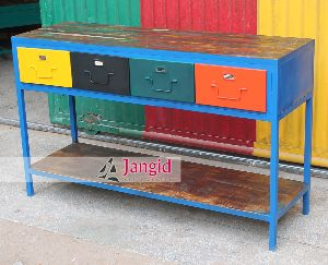 INDUSTRIAL RETRO FUSION FURNITURE INDIA