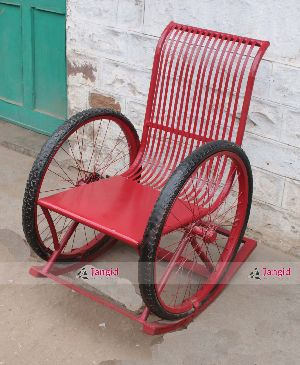 IRON ROCKING CHAIR INDIA