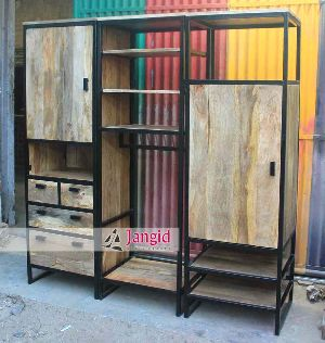 METAL INDUSTRIAL RACKS INDIA