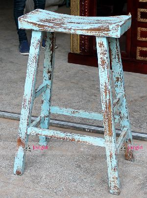 MULTICOLOR BAR STOOL