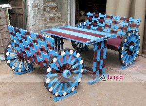 Rajasthani Restaurant Furniture
