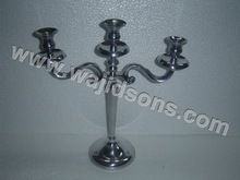 Aluminum Candle Holder