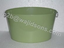 Metal Tub Oval