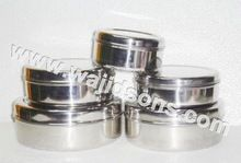 Stainless Steel Round Box