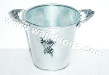 Zink Rose Bucket