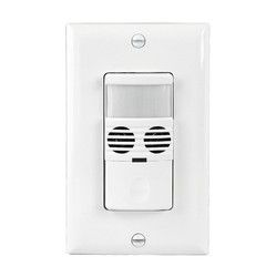 Dual Technology Sensor Wall Switch