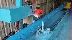Automatic PVC Pipe -Slotting Machine
