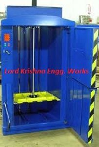Hydraulic Vertical Bailing Press Machine