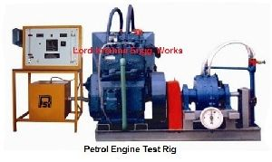 Petrol Engine Test Rig