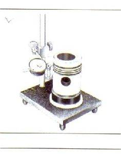 Piston Groove Concentrically Checking Unit