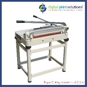 A3 Size Paper Cutting Machine